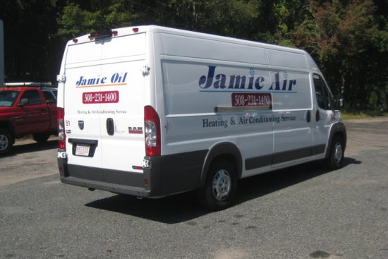 Jamie Air Van